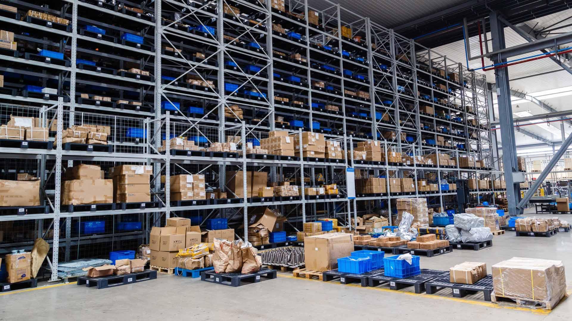 Cargonet Heathrow Warehouse